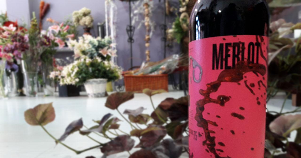 Casa Mariol Merlot vino crianza
