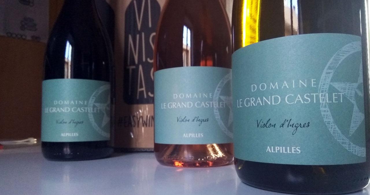Pack de vinos franceses a buen precio