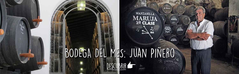 Bodega del Mes: Juan Piñero